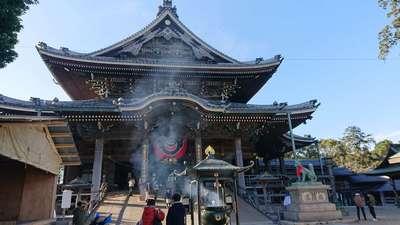 豊川稲荷(豊川閣 妙厳寺)の本殿