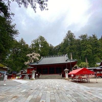 日光二荒山神社の本殿