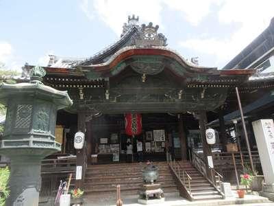 行願寺(革堂)の本殿