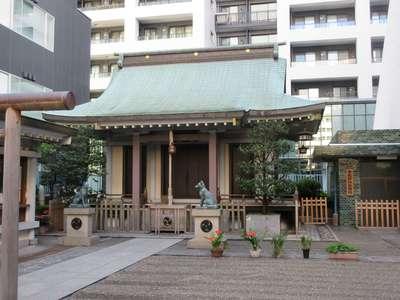宮益御嶽神社(東京都)
