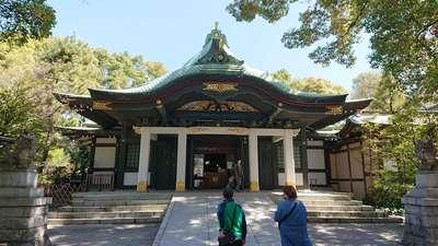 王子神社の本殿