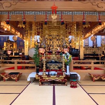 仁玄寺の本殿