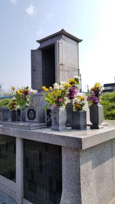 帰厚院のお墓