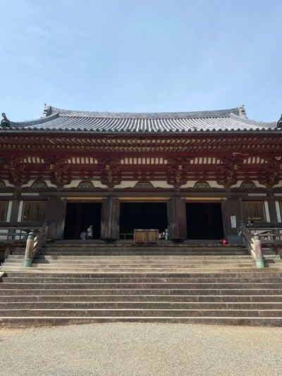 神護寺の本殿