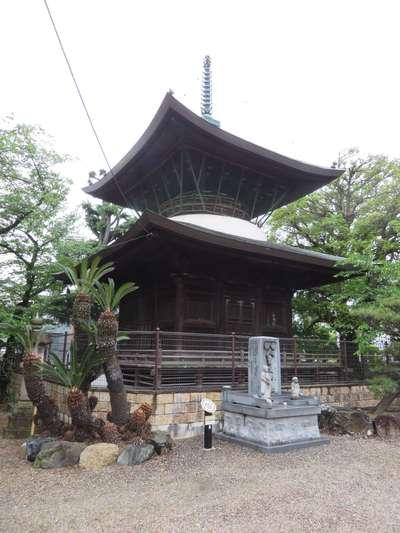 笠覆寺 (笠寺観音)の本殿