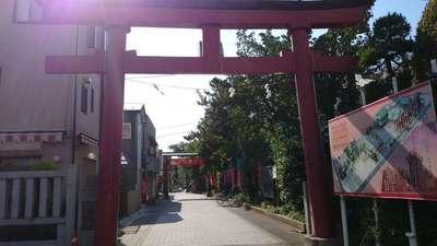 穴守稲荷神社(東京都)