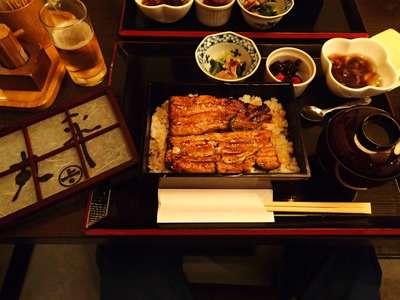 三嶋大社の食事