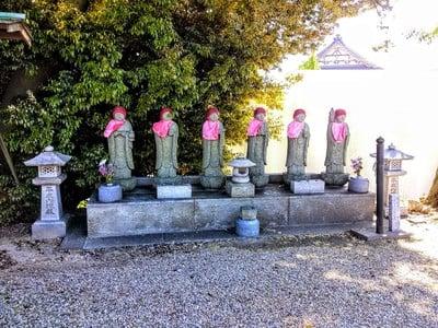 龍雲山 海会寺の地蔵
