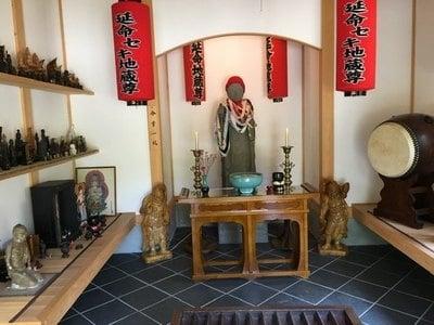 福厳寺の地蔵