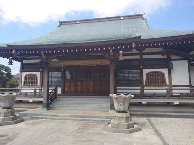 高圓寺の本殿