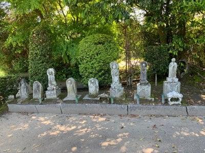 月輪寺の地蔵