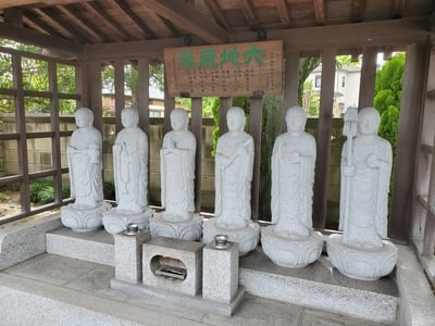 浄土宗 浄音寺の地蔵