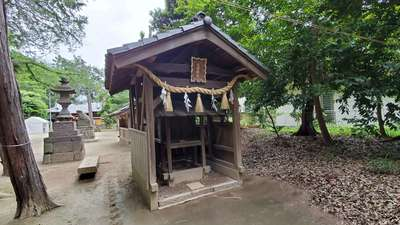 中山神社の末社