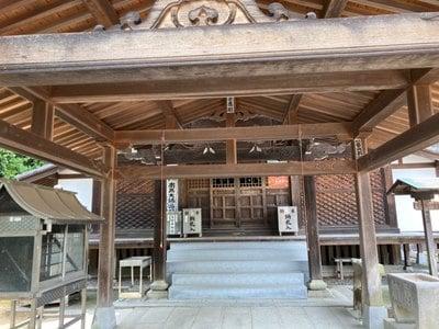 太山寺の末社