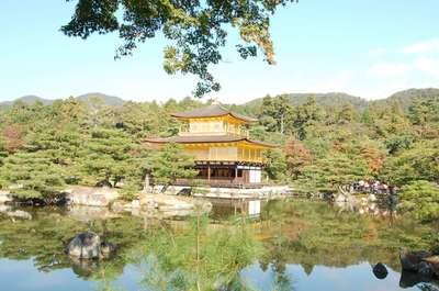 鹿苑寺(金閣寺)(京都府)