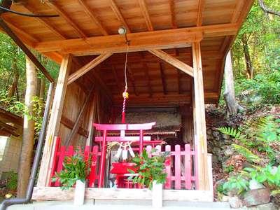安櫻山御嶽神社の末社
