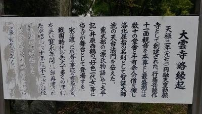 大雲寺(岩倉観音)の御朱印
