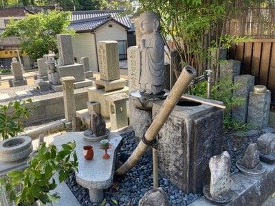 円満寺の地蔵