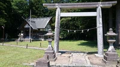 徳山大神宮(北海道)