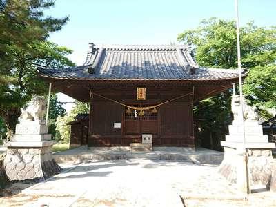 神明社(田貫神明社)(愛知県)