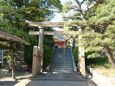 平坂熊野神社(愛知県)