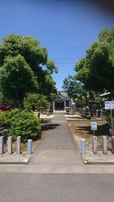中島神社の建物その他