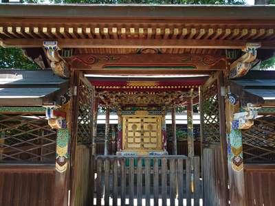 崇福寺の本殿