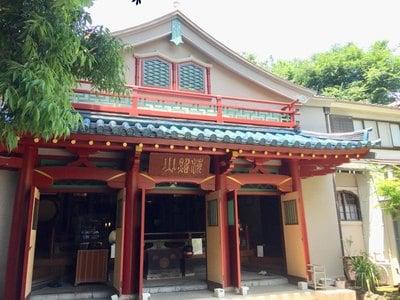 品川寺の本殿
