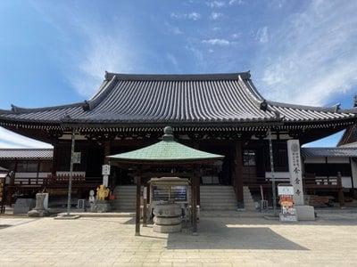 金倉寺の本殿