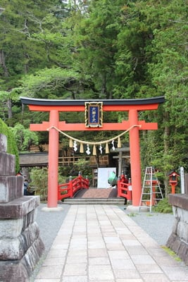 天河大弁財天社(奈良県)