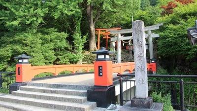 有子山稲荷神社(兵庫県)