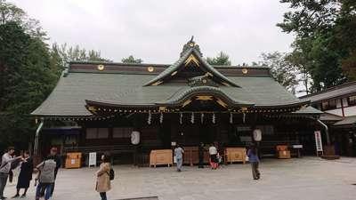 大國魂神社(東京都)