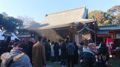 武蔵一宮氷川神社(埼玉県)