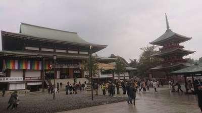 成田山新勝寺の建物その他