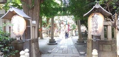 小野照崎神社(東京都)