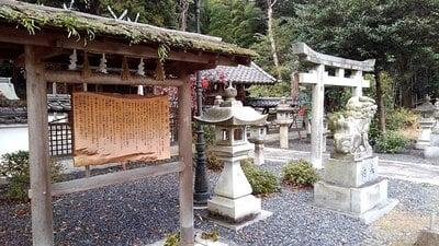 青賀原神社(大阪府)