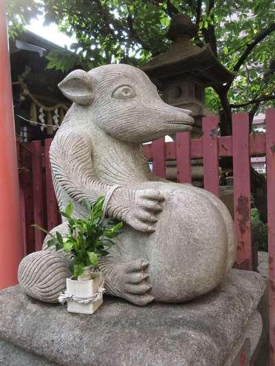 柳森神社(東京都)