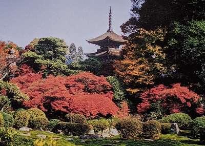 新長谷寺の庭園