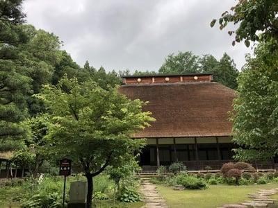 大雄寺の本殿