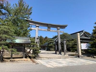 氣多大社(石川県)