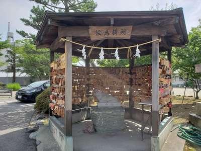 於保多神社(富山県)