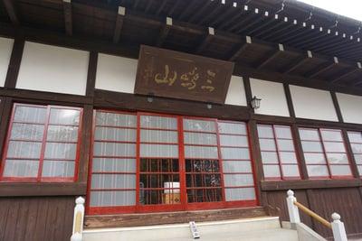 如意輪寺(市原観音)の本殿