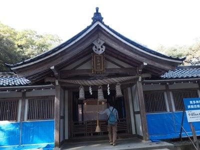 気多神社の本殿
