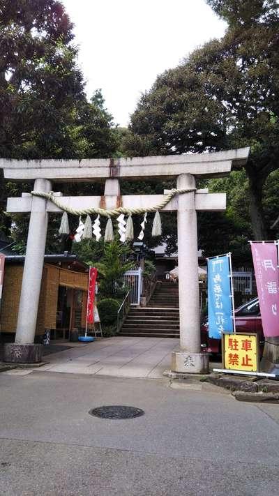 太子堂八幡神社(東京都)