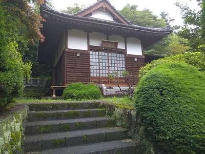 長楽寺の本殿
