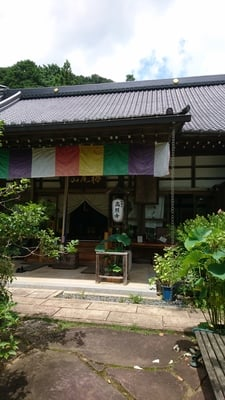 高照寺の本殿