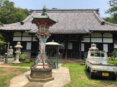 金蔵寺の本殿