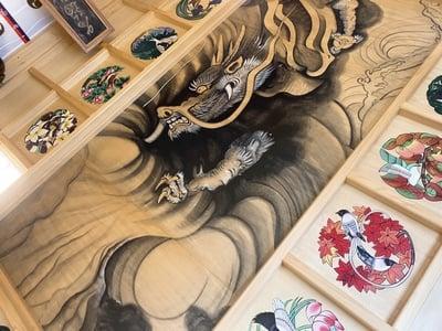 大鏑神社の芸術