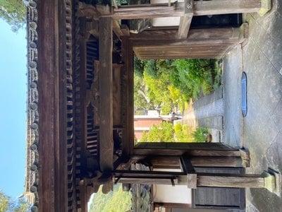妙照寺(岐阜県)