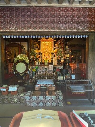 護国之寺(岐阜県)